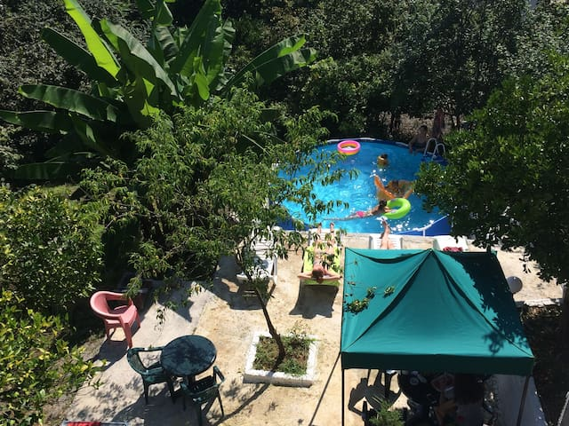 GREEN CAPE GUEST HOUSE, 2X NOMER