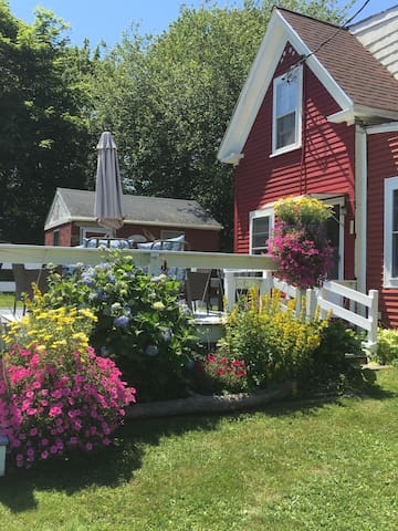 Picturesque Maine cove views - Long Island