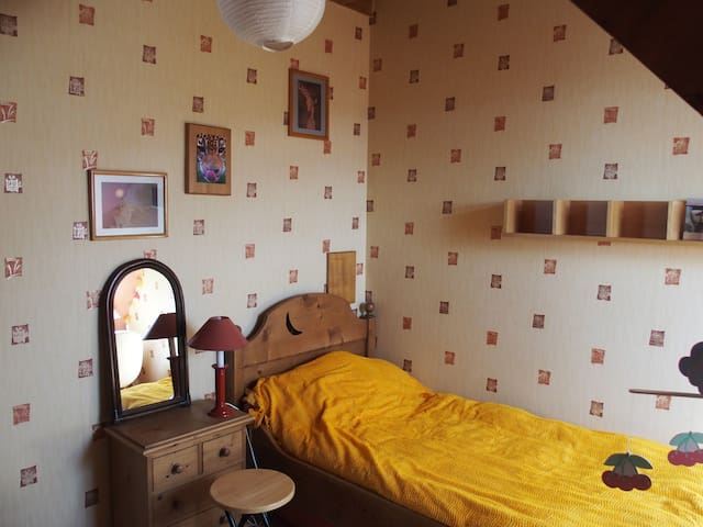 """""""Les Dioux"""" - Bed & Breakfast """"Le Petit Pont"""""""