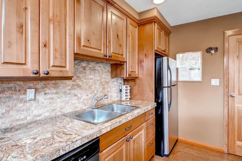 Indoors, Kitchen, Room, Cabinet, Furniture