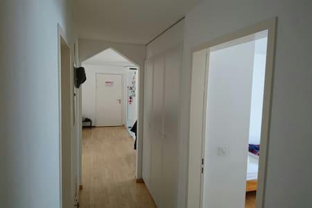 Zentrales Zimmer im Skigebiet - Wohnung
