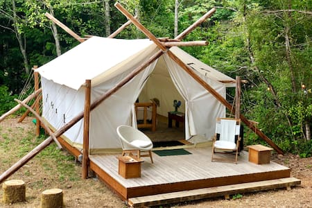 Glamping and Diving at Sund's Resort on Hood Canal