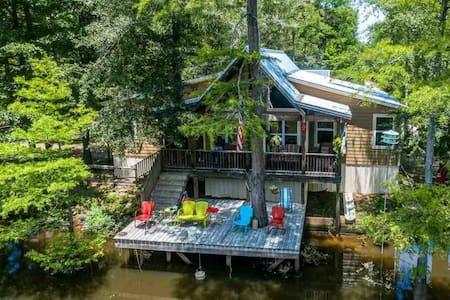 Fish, Kayak, Enjoy Nature & Get Away from it All