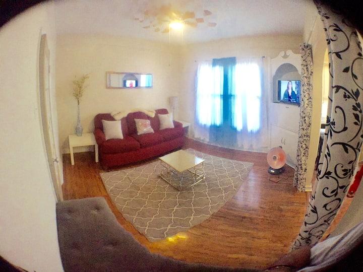 Downtown San Antonio Cozy1Bedroom Apt.5