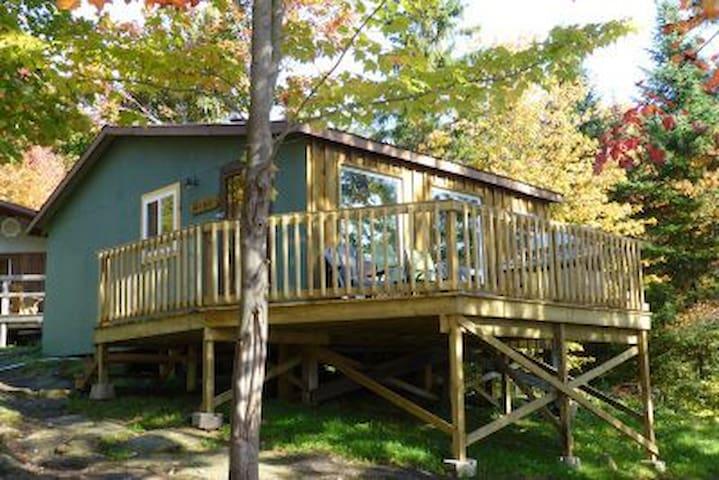 Alwaki Lodge - Owl's nest cabin