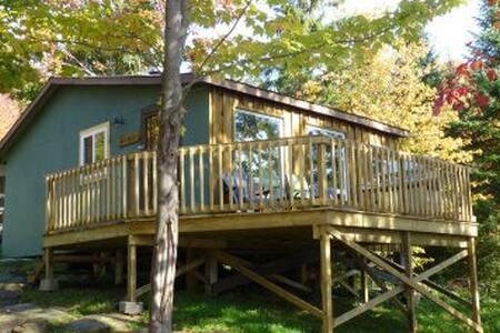 Alwaki Lodge - Owl's nest cabin - Rivière-Kipawa - Kisház