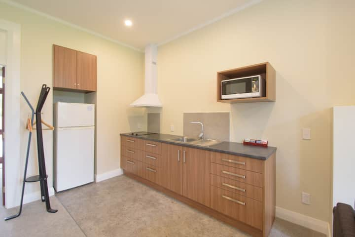 Twin Studio Apartment below Coronet Peak