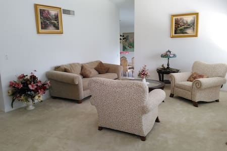 Snowbird haven Home Upscale Lake View Full Hosting - Ház