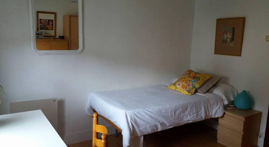 Bonita habitacion al lado deUPV minimo de  3 meses