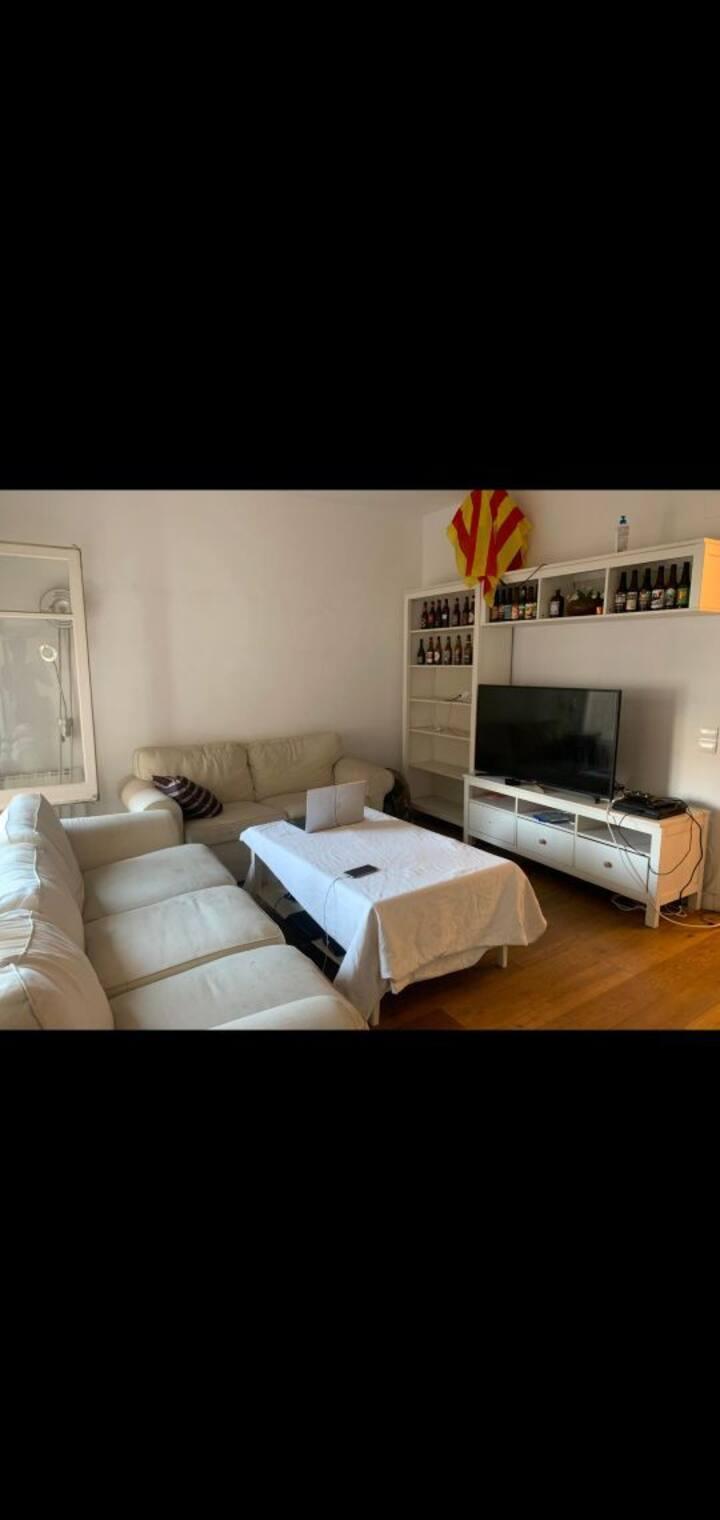 Habitación individual ideal para fines de semana