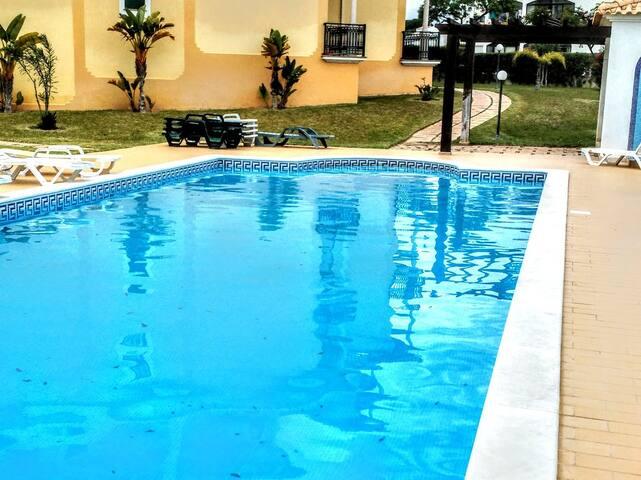 Albufeira Apt Charme c/piscina