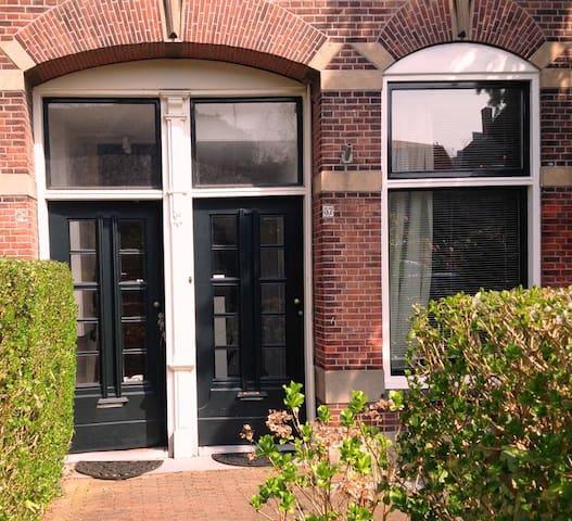 Lovely Leiden Home with Garden