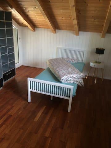 Schlafzimmer 3, ein Einzelbett