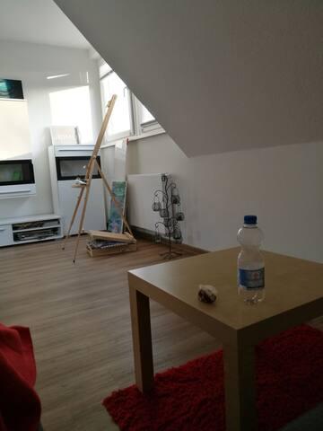 Einzelzimmer in der Wasserstadt Nordhorn