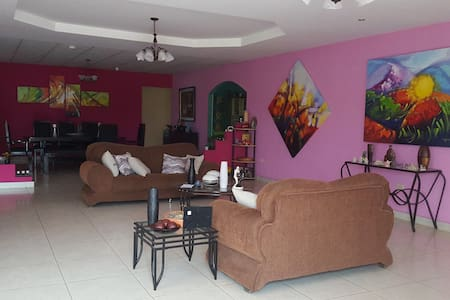 Habitación en casa de campo - Aguadulce - House