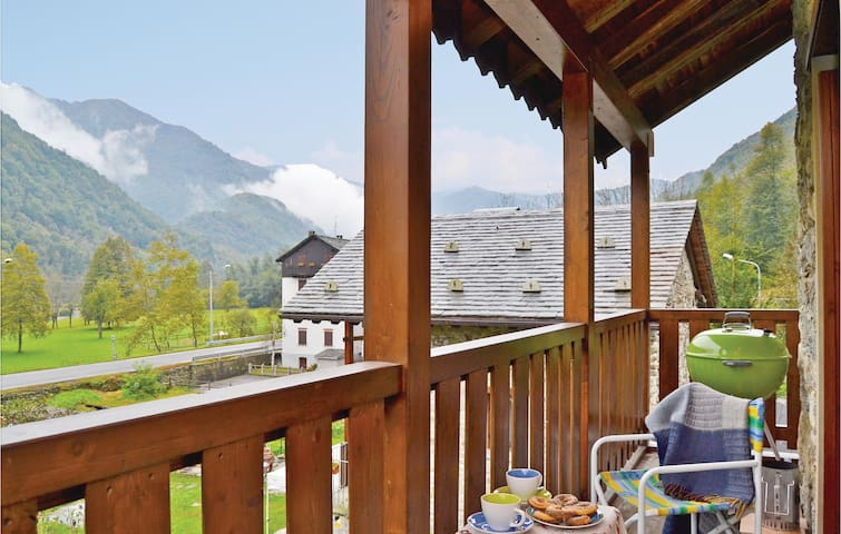 Holiday apartment with 1 bedroom on 57m² in Scopetta -VC-