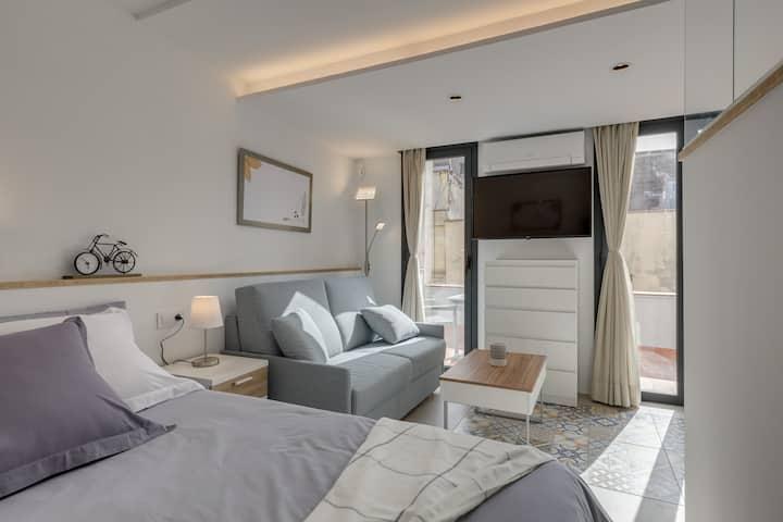 Spectacular Design Penthouse in El Born, Barcelona
