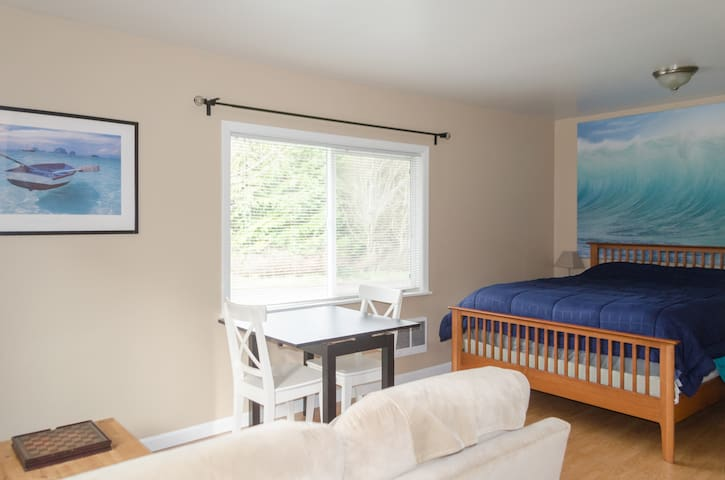 Cozy Studio in Port Townsend, WA - Port Townsend - ทาวน์เฮาส์