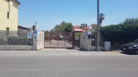 SABRINA HOUSE- villetta fronte mare Salerno coast