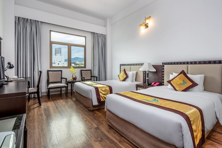 Danang Riverside Hotel - Twin room