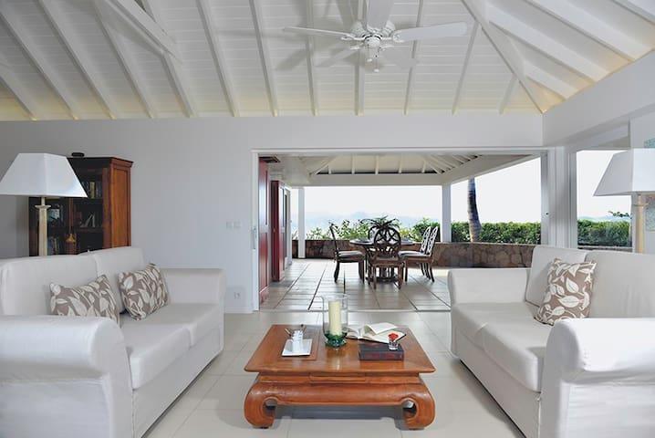 Villa Pointe Milou - Saint Barthelemy - Casa