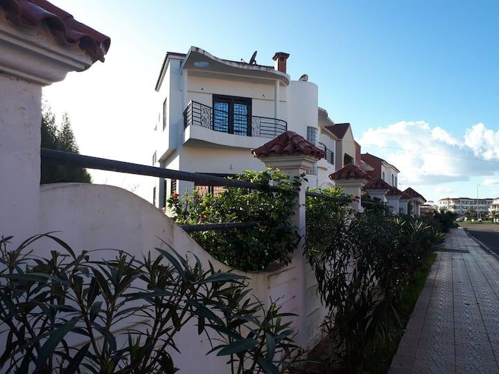 Appartement de Villa - Sidi Rahal Plage