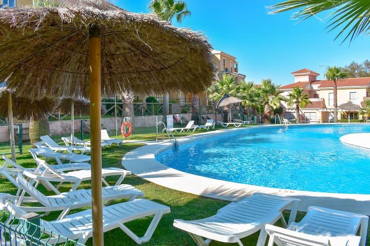 Adosado en Playa de Islantilla - Costa de la Luz