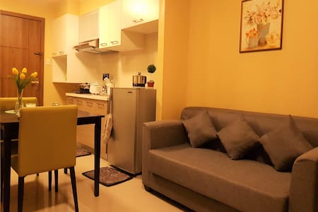 Beautiful Classy Studio Unit in Quezon City