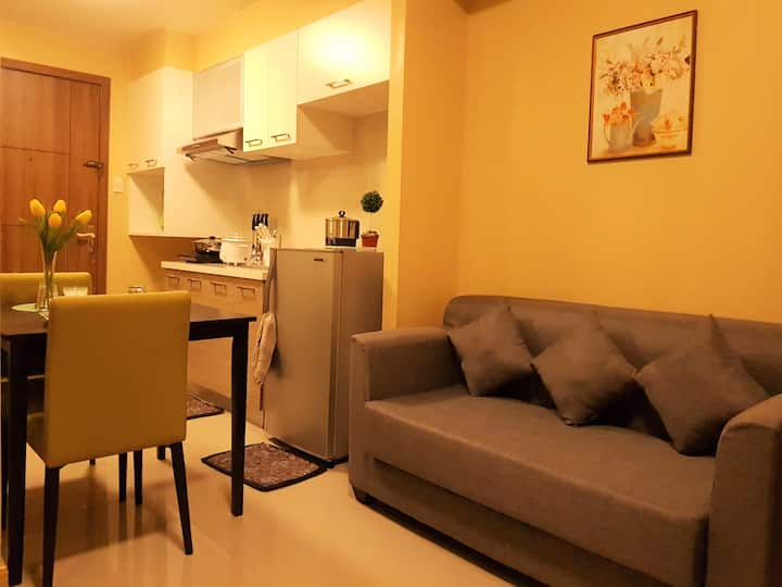 Beautiful Classy Studio Unit in Quezon City
