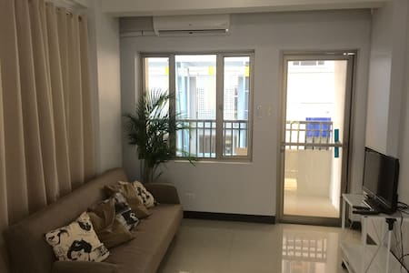 1 Bedroom Suite at Manhattan Parkview III - Quezon City