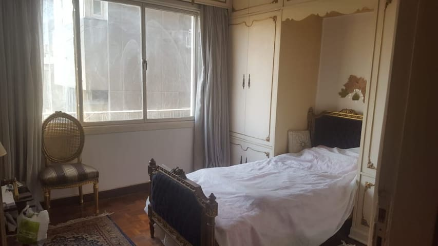 Furnished Room in Garden City, close to the Nile