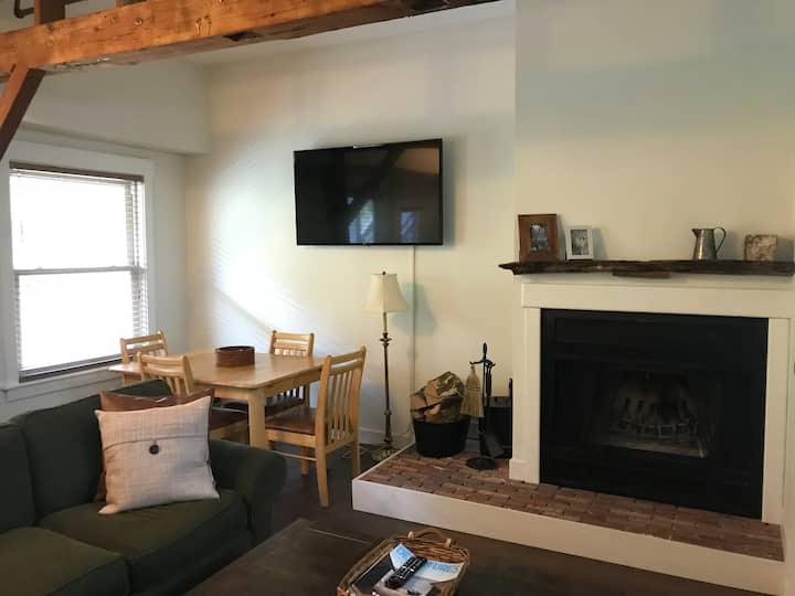 Updated 2-bedroom condo in the heart of Ludlow