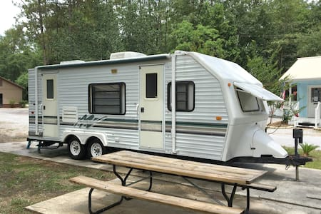 Private & Cozy RV Rental