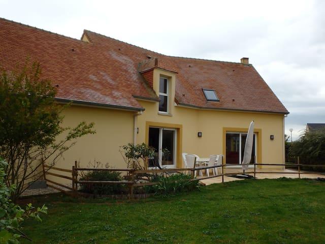 Maison proche de Caen pour visiter la Normandie - Éterville - House