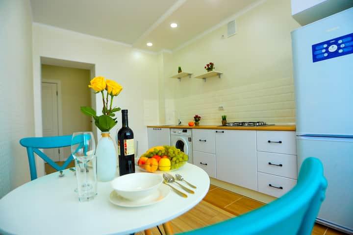 Уютная квартира в ЖК Bir Group Актобе