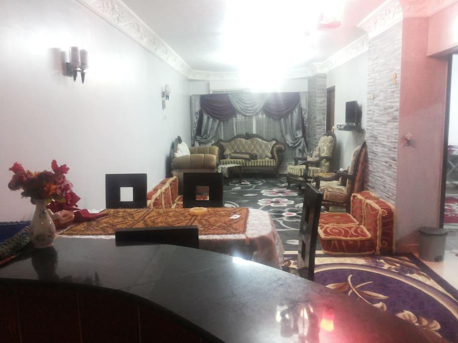 Living-room AC