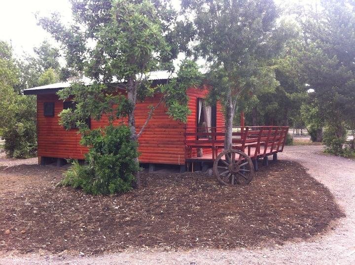 Cabaña en Ensenada , muy cerca del lago