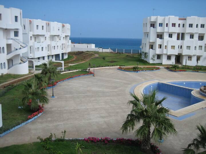 Résidence meublée plage/piscine