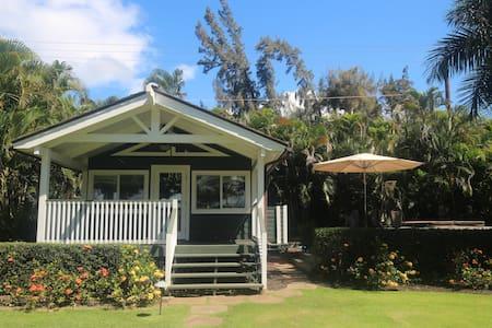 Oceanfront Bungalow - Wailuku - Gästehaus