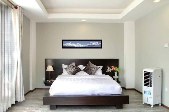 One bedroom apartment unit 1