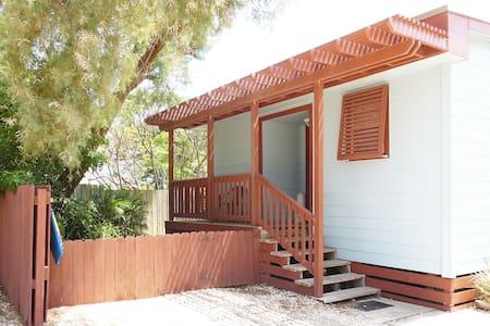 Little Blue House, Old Town Port A - 阿兰萨斯港(Port Aransas) - 小平房