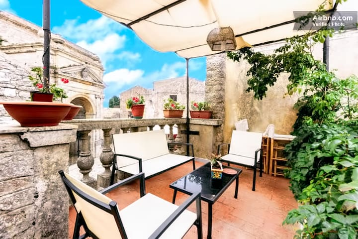 Erice-Trapani charming delux home up to 10 people