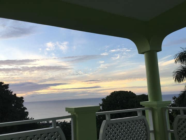 Panoramic Ocean View Montego Bay B&B Bamboo Suite