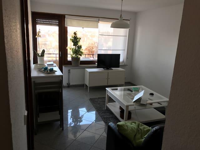 neu renovierte Wohnung im Zentrum von Heilbronn - 海爾布隆(Heilbronn)
