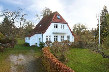 Cozy house with large garden near Copenhagen - Holte - Huis