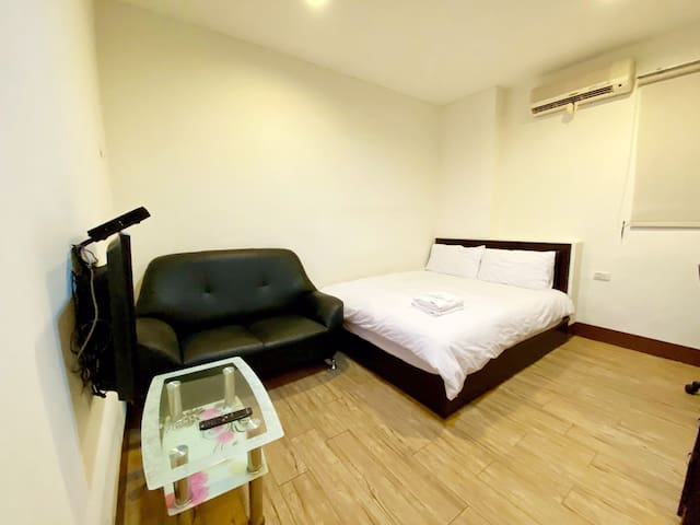 *2 Central Kaohsiung Private Condo私人空間