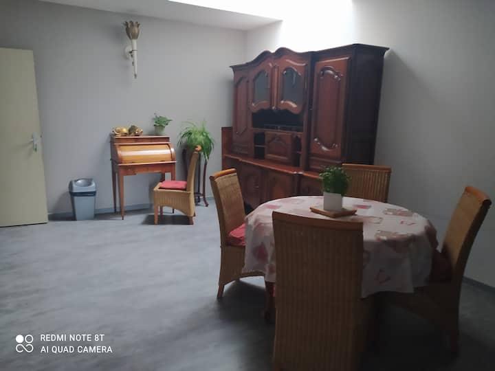 Appartement, proche commerce, 40min de Toulouse
