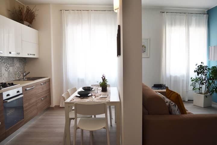 Blue Nest Apartment - WiFi - Lake Garda