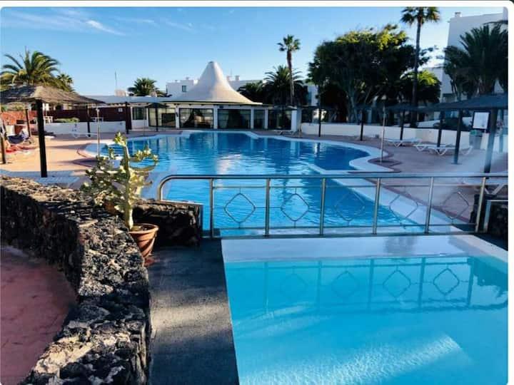 Luxury Casa I  Sea Front Costa Teguise