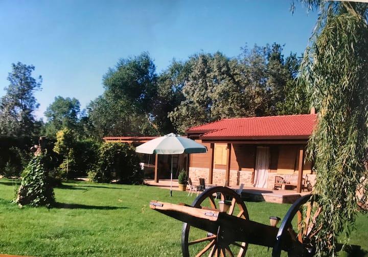 Casa de campo en Soria